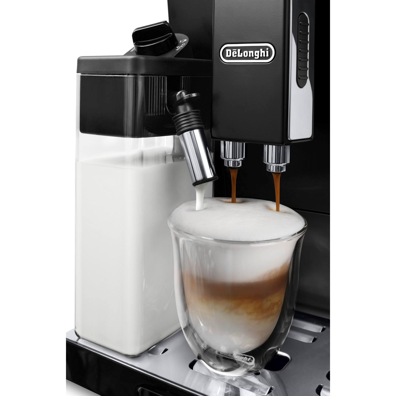 delonghi eletta cappuccino top manual