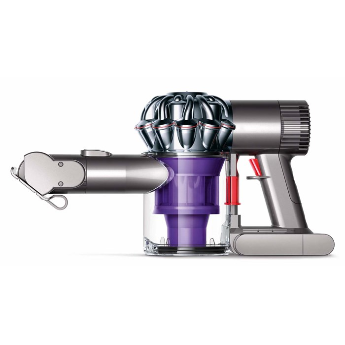 dyson v6 trigger pro cordless rechargeable handheld vacuum cleaner in purple new ebay. Black Bedroom Furniture Sets. Home Design Ideas