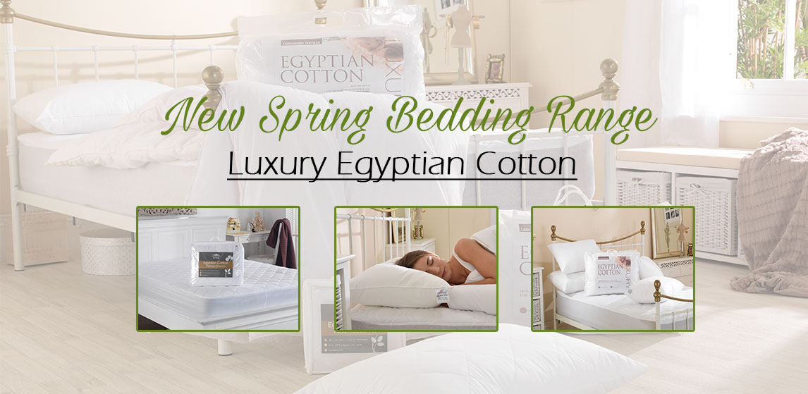Egyptian Cotton Range