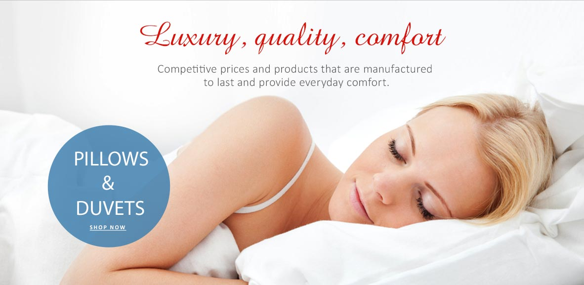 Luxury Quality Comfort