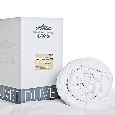 Kingsize 10.5 TOG 100% Pure Soft Microfibre Duvet