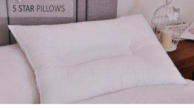 Five Star Pillows