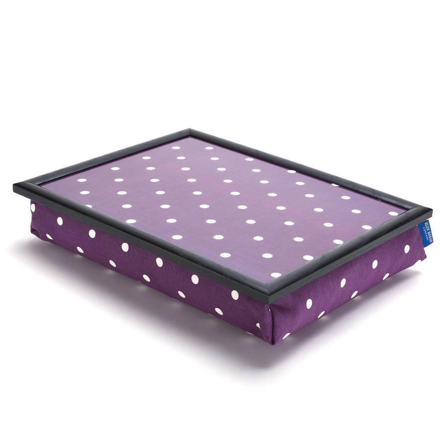 Bean Bag Cushion Lap Tray Laptop Or Breakfast Tray Ideal