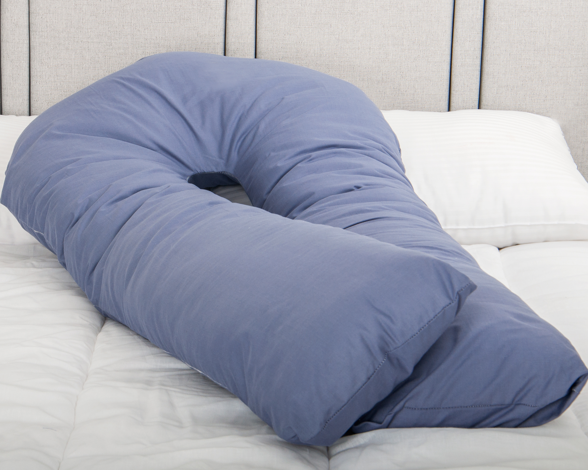 Pillowcase For Our U Shaped Pregnancy Pillow Bedding
