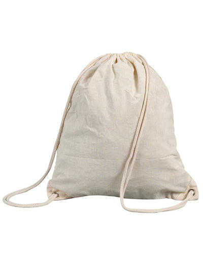 Stafford Cotton Drawstring Tote Backpack - SH5895