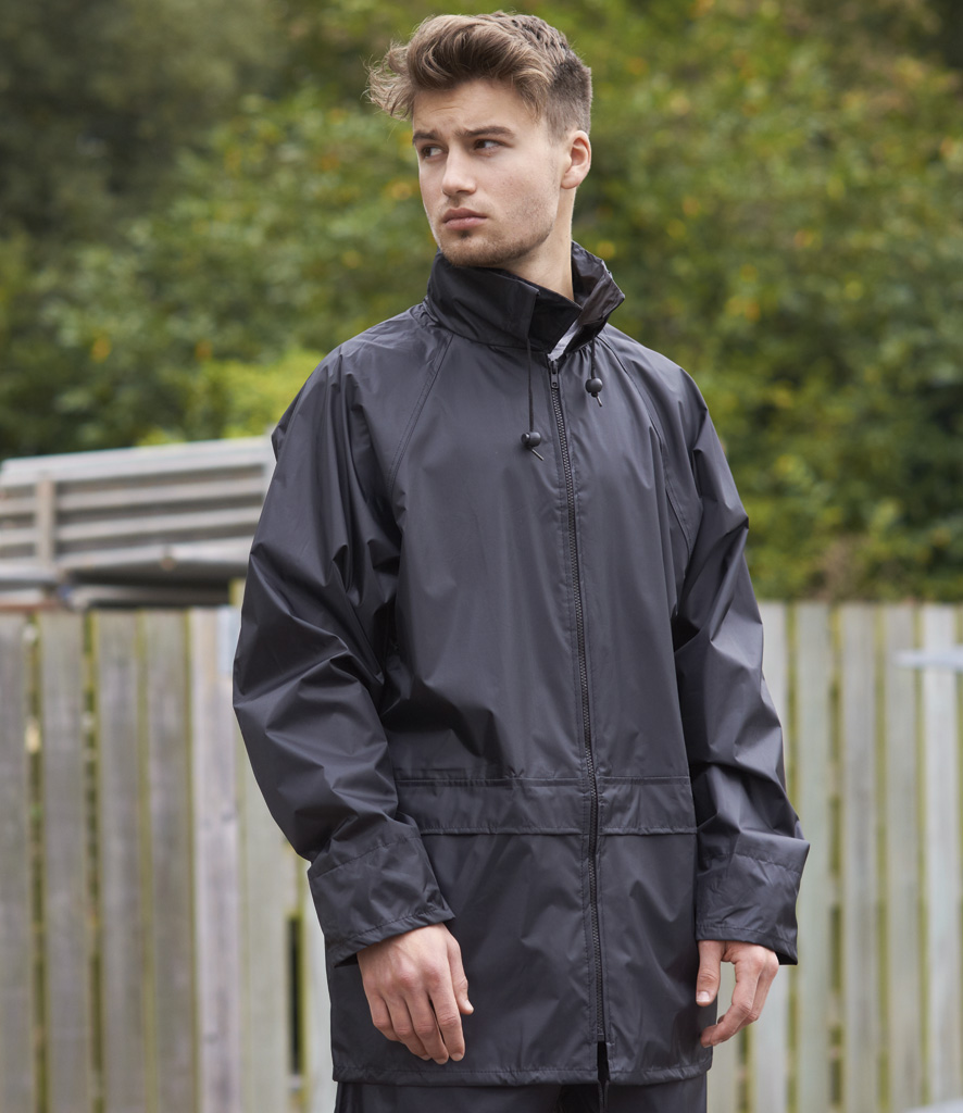 activewear clothing portwest classic waterproof rain coat jacket s440 ...