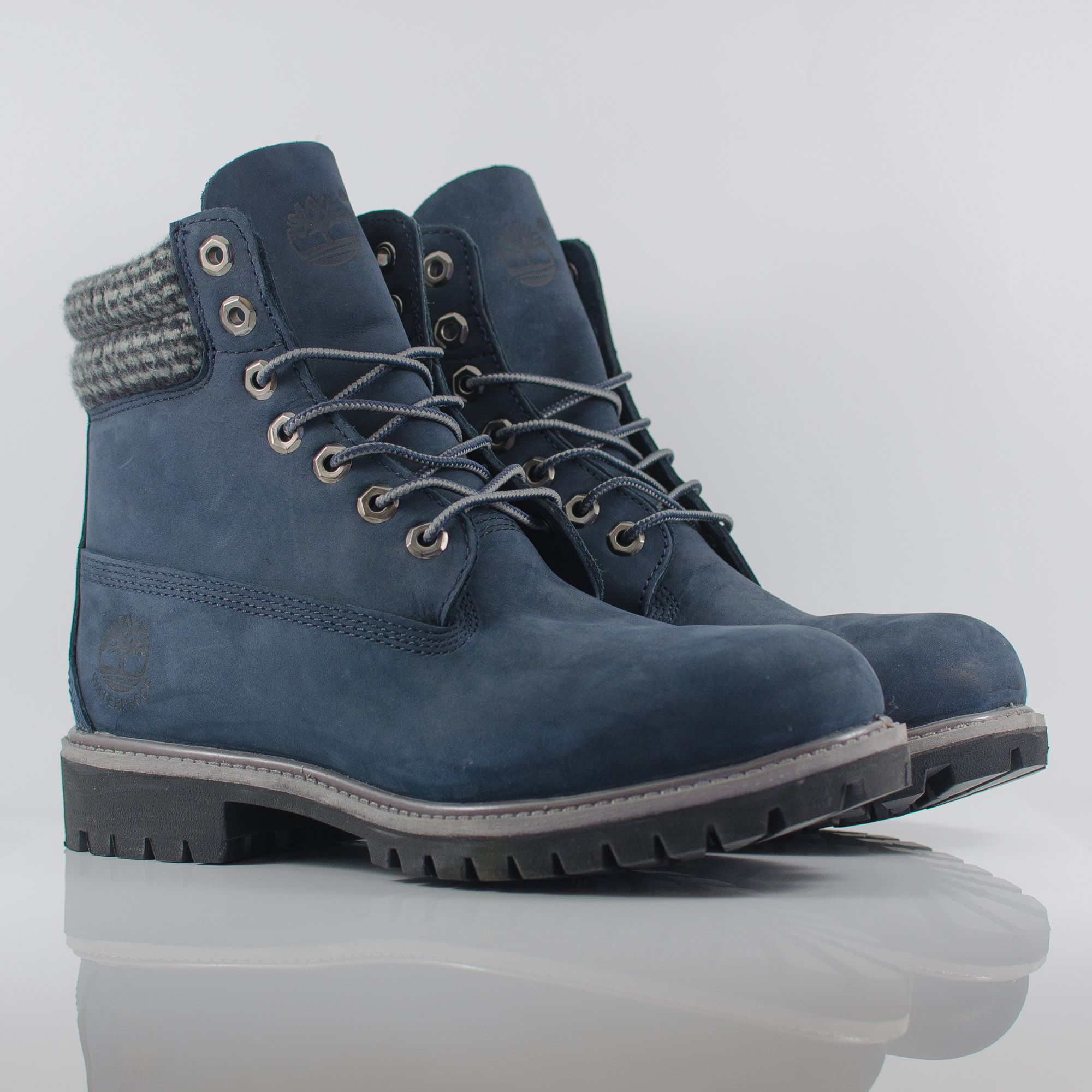 Timberland Blue Boots
