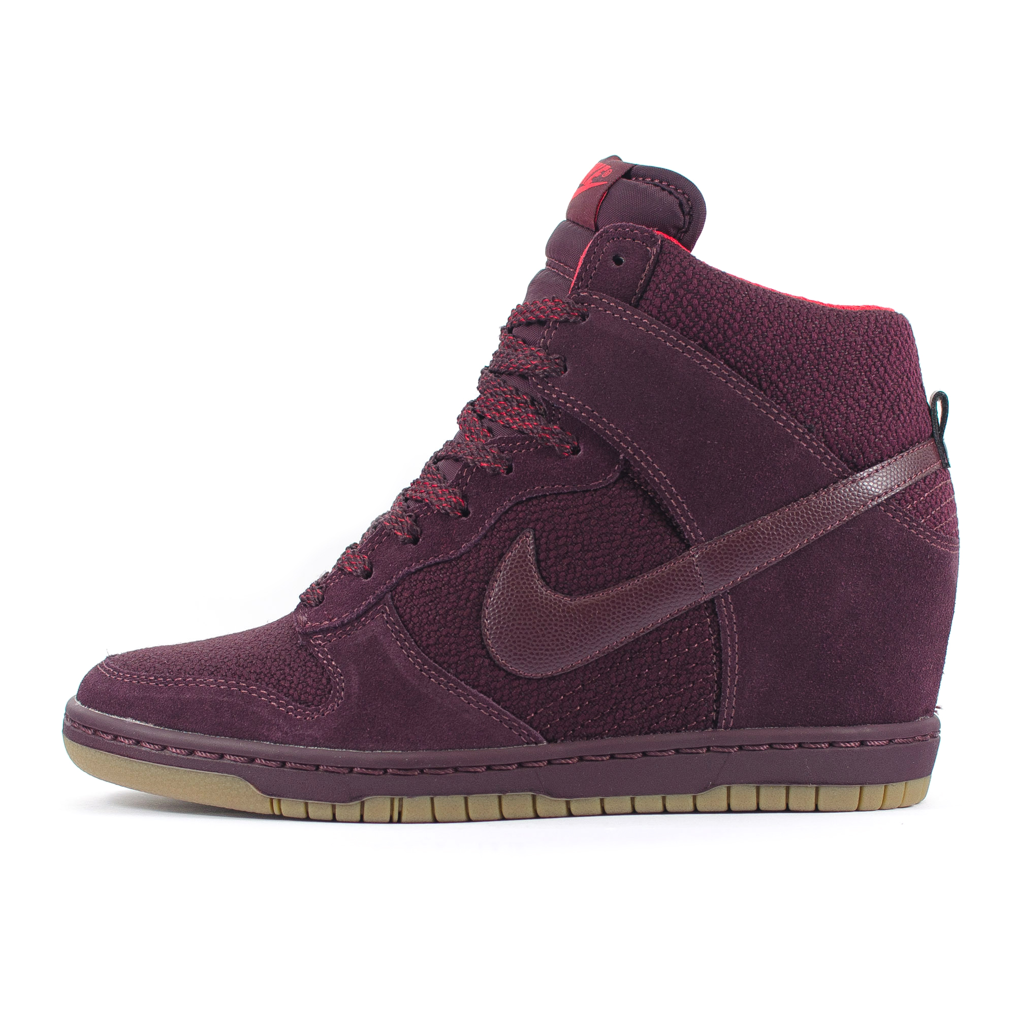 Nike Dunk Wedge Heel Sneakers | Provincial Archives of ...