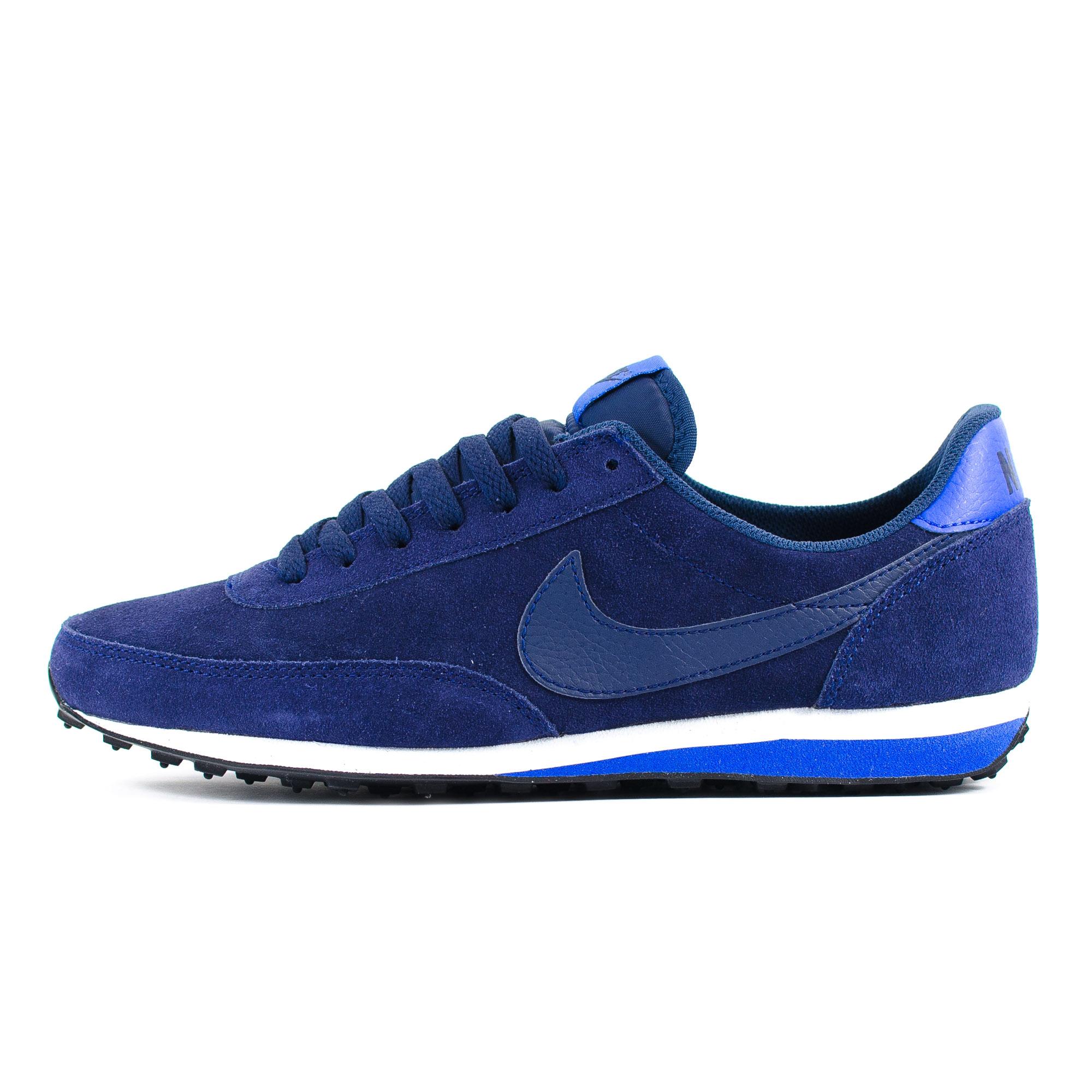 Mens Nike Elite Navy Blue/White - 678.6KB