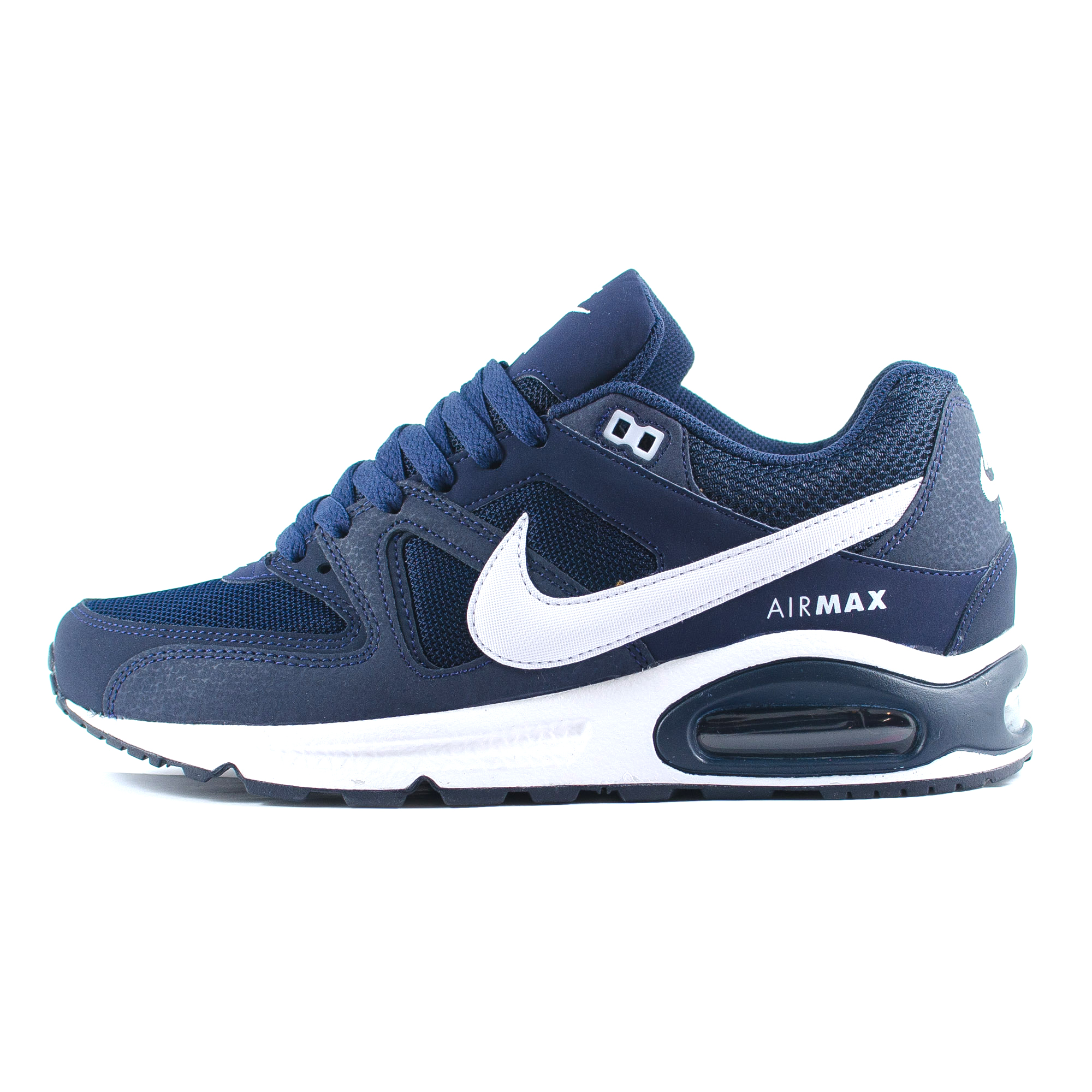 d3f5078c55122 nike air max command trainers navy blue