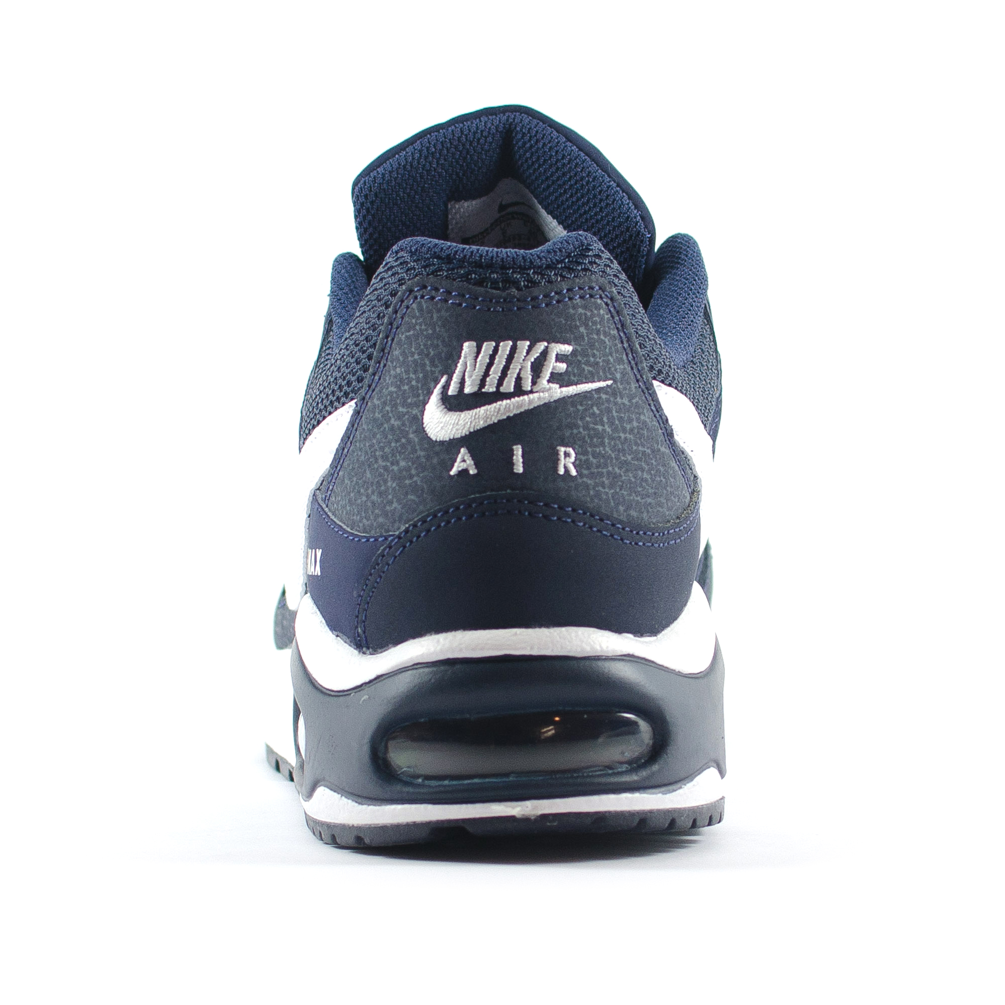 Mens Nike Air Max Command NavyObsidian BlueWhite Running Trainers (629993 417)