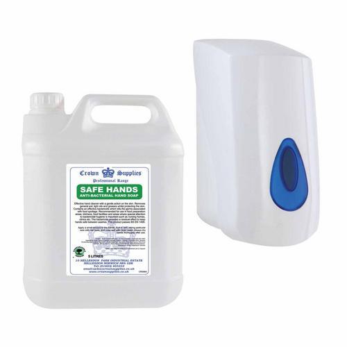 5L-antibacterial-soap-brand-new-wall-mount-dispenser