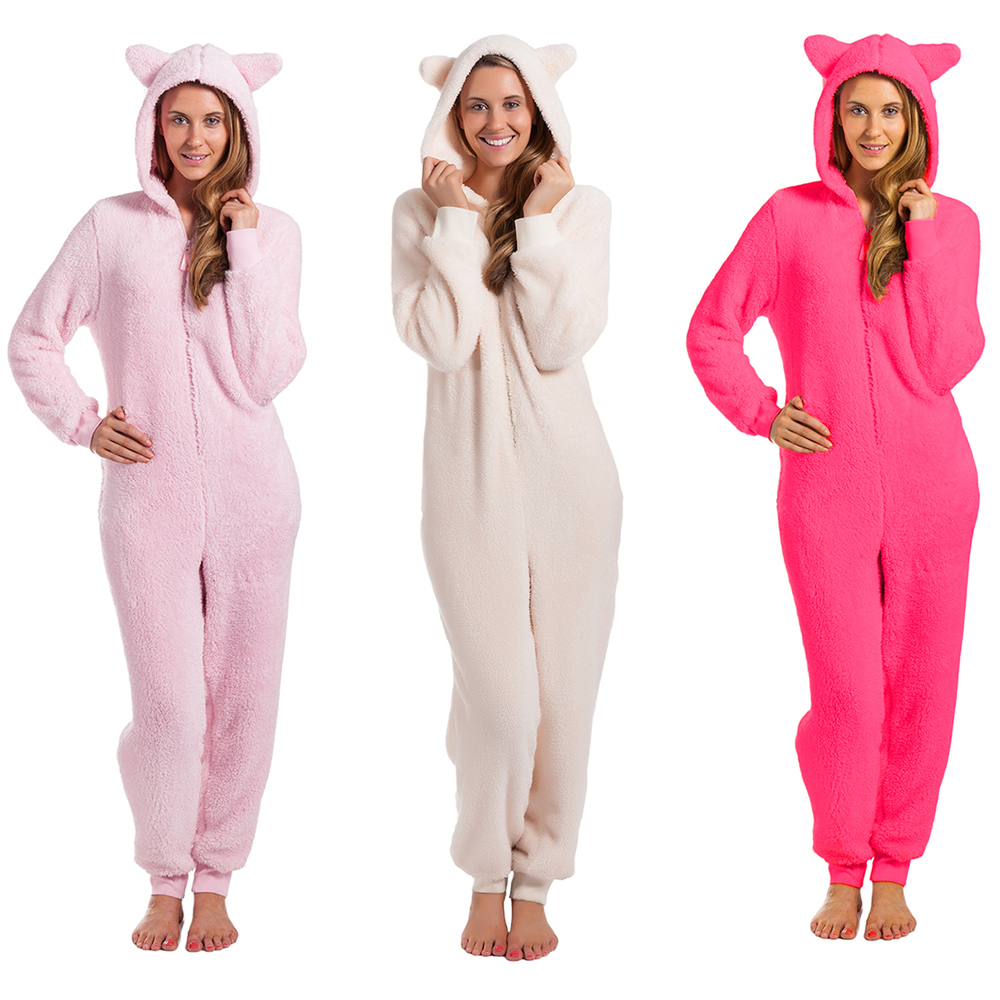Onesies & Loungewear Say 'yes!' to Saturday nights in with our stylish and super comfy onesie and nightwear range. Beauty sleep begins with the perfect pair of pyjamas so we've got the pjs sets to kick back in for all-out comfort.