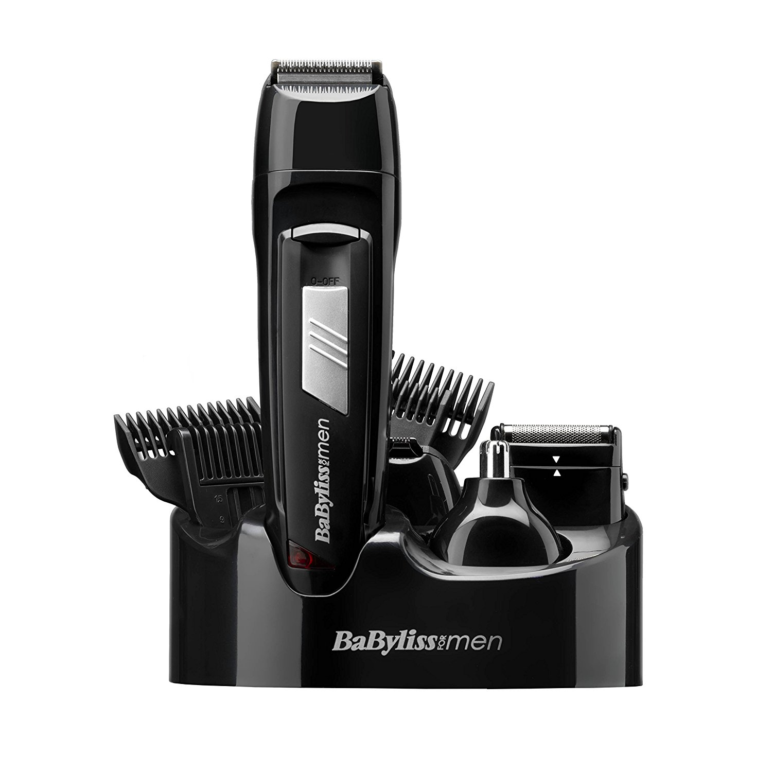 Babyliss For Men 7056cu 8 In 1 All Over Grooming Kit
