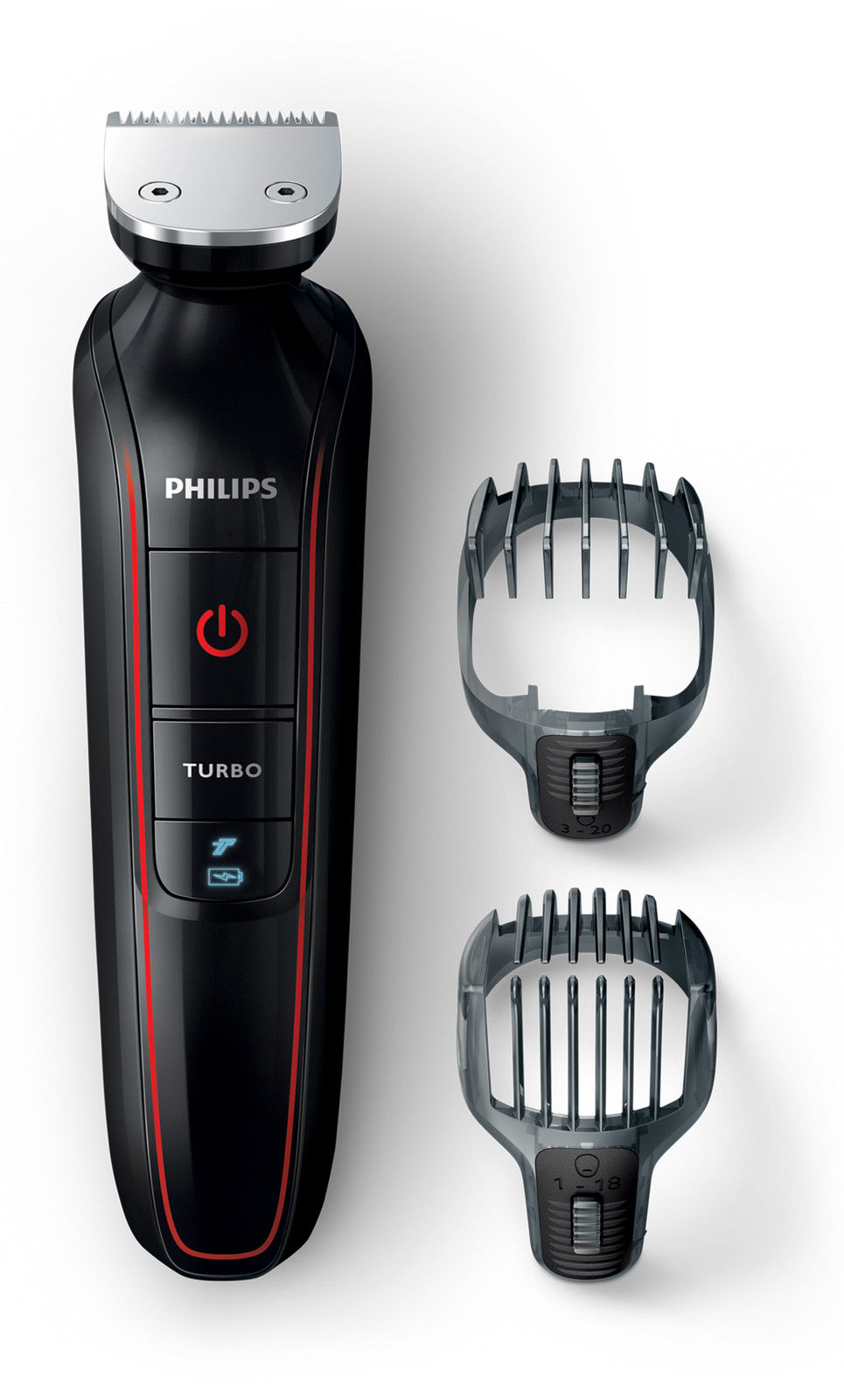 philips multigroom series 1000 grooming kit hair beard trimmer cordless qg415 ebay. Black Bedroom Furniture Sets. Home Design Ideas