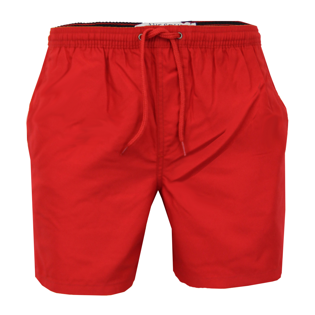 Mens Brave Soul Sparks Board Shorts Lined Swim Trunks Board Shorts