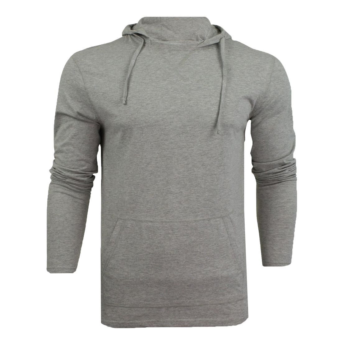 Mens Hooded Cotton Rich Track Top Hoodie S to 5XL Hoody By Brave Soul