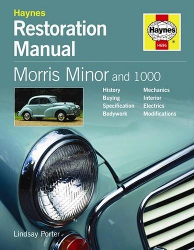 Morris Minor Service Manual