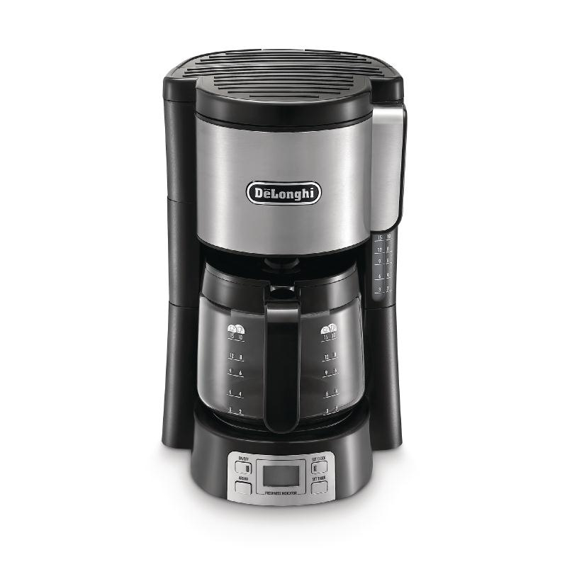 DeLonghi Filter Coffee Maker with Digital Control eBay