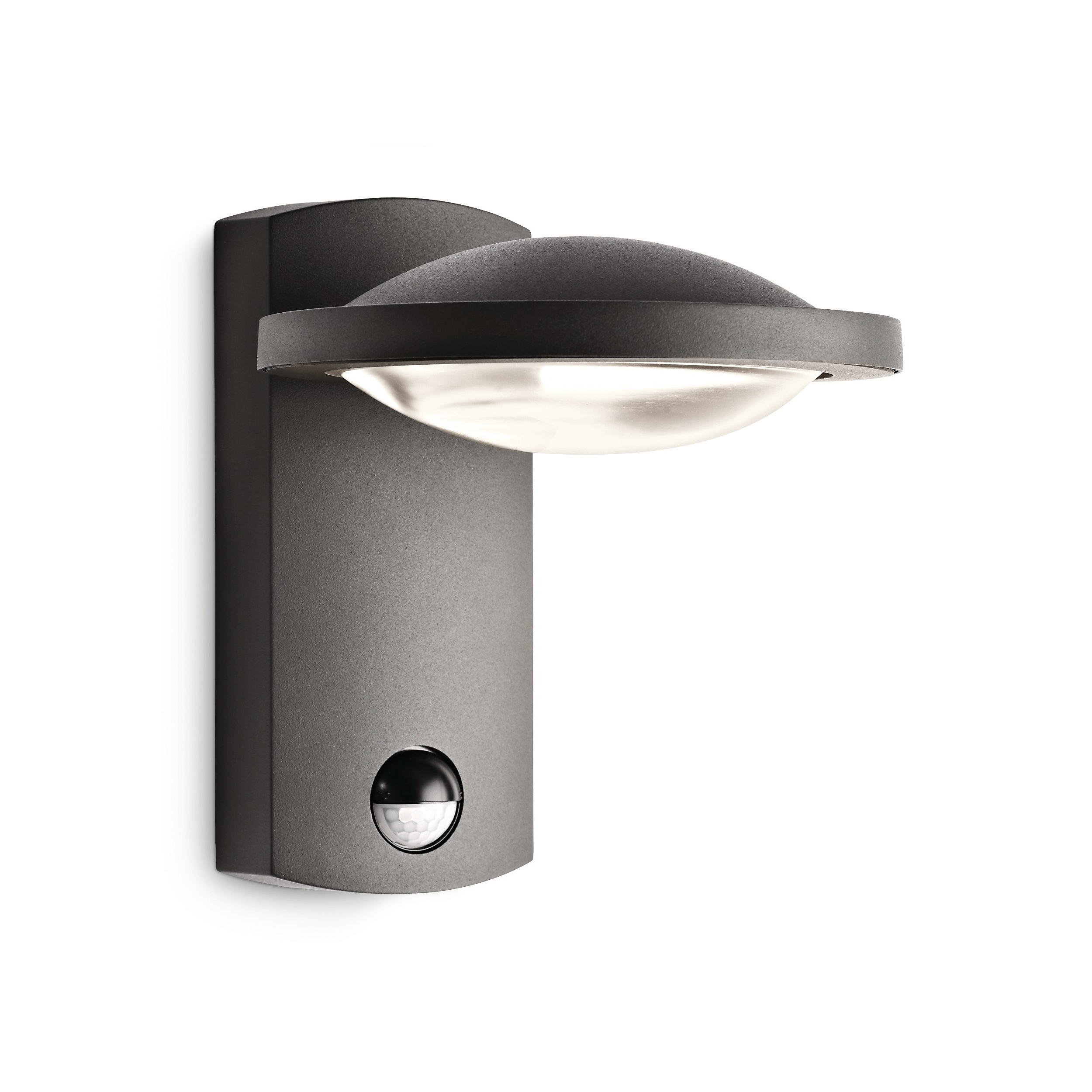 Philips ledino applique murale ext rieur moderne lampe led for Lampe exterieur electrique