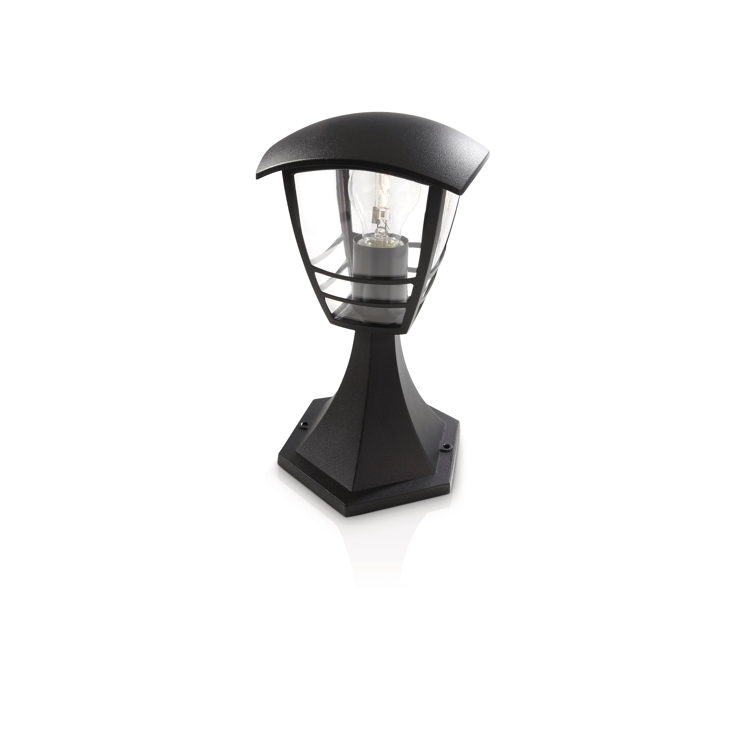 philips mygarden borne potelet eclairage ext rieur traditionnel lampe 153823016 ebay. Black Bedroom Furniture Sets. Home Design Ideas