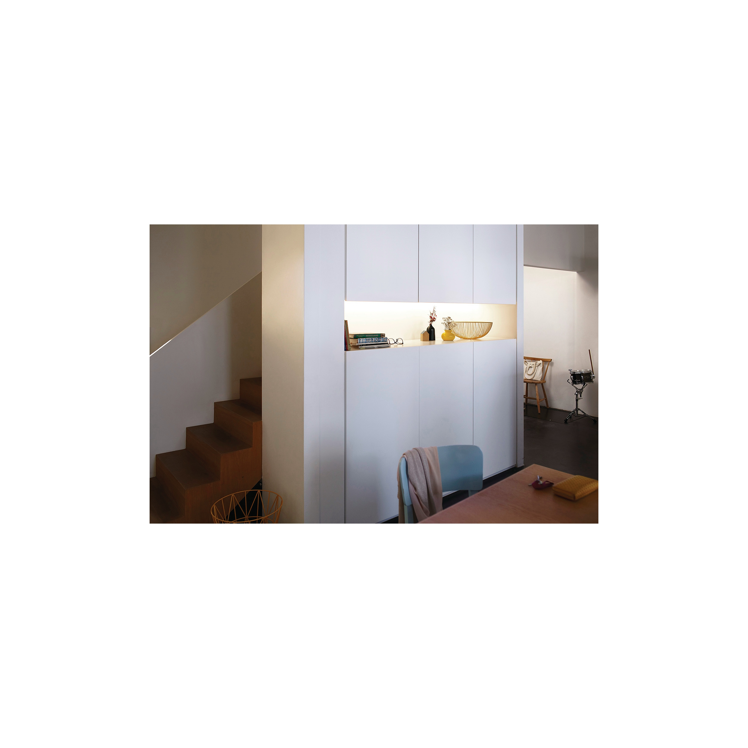philips lightstrip extend lumi re indirecte bande ruban clairage led 25w ip20 ebay. Black Bedroom Furniture Sets. Home Design Ideas