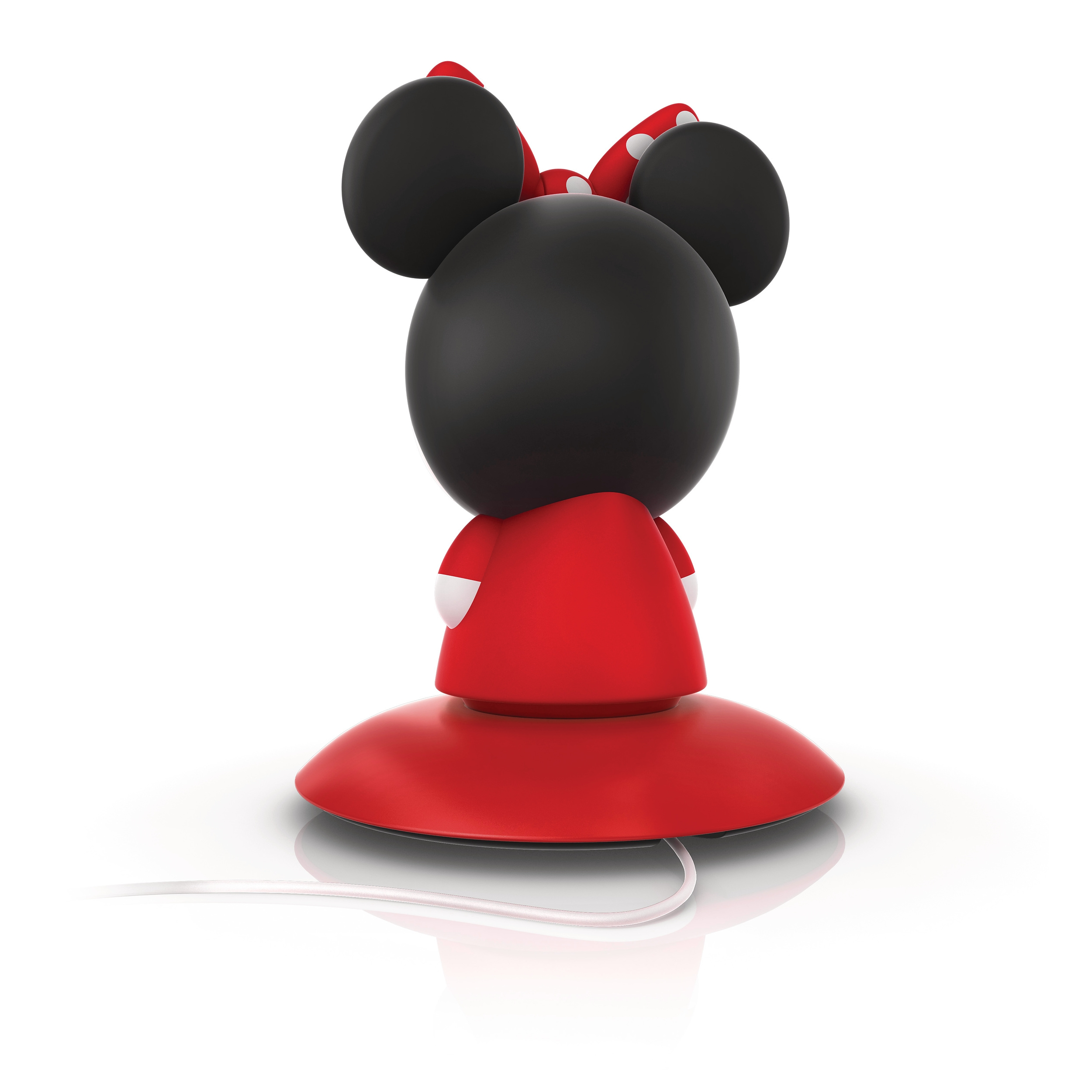 philips led lampe kinderzimmer disney tischleuchte minnie. Black Bedroom Furniture Sets. Home Design Ideas