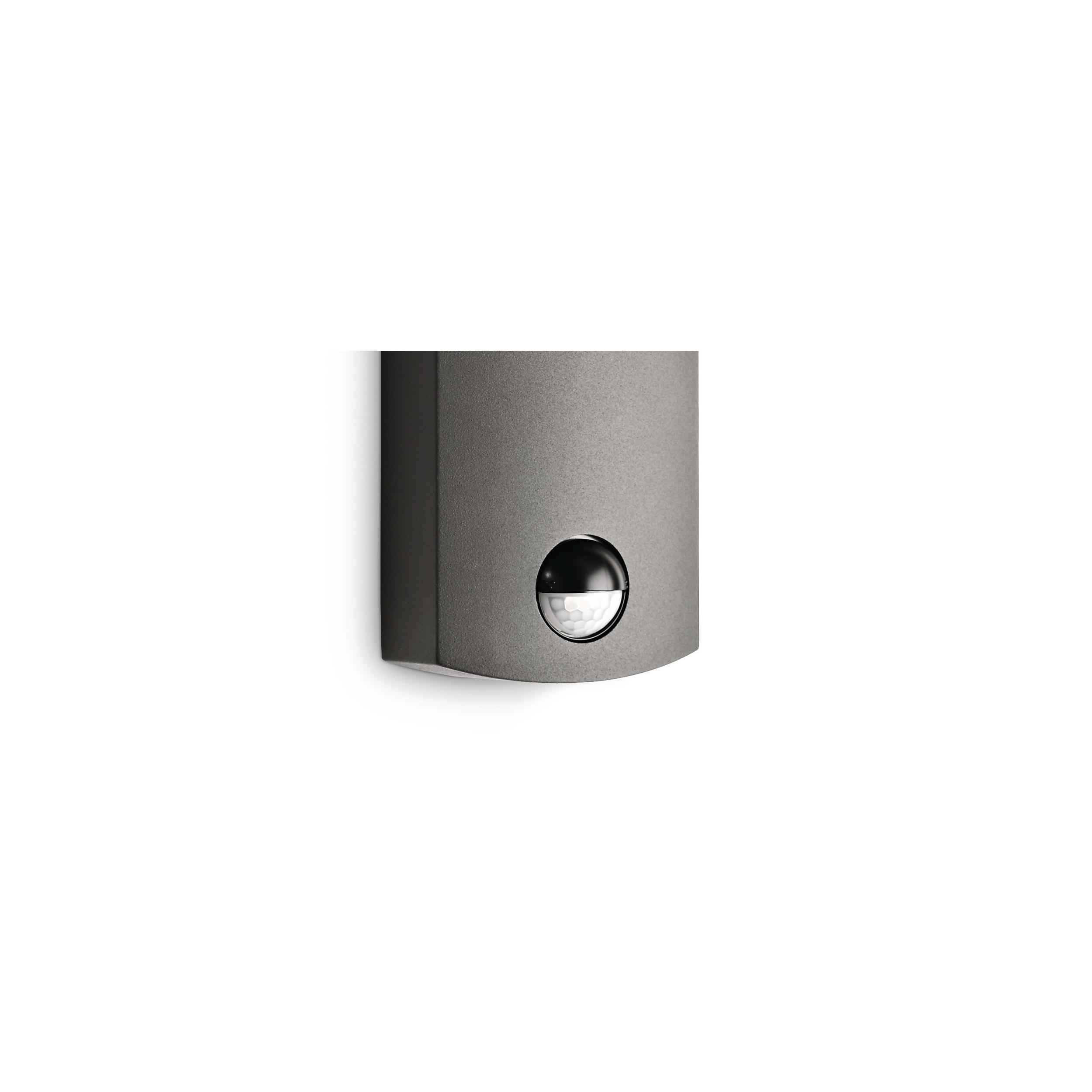 philips ledino applique murale ext rieur moderne lampe led 172399316 ebay. Black Bedroom Furniture Sets. Home Design Ideas