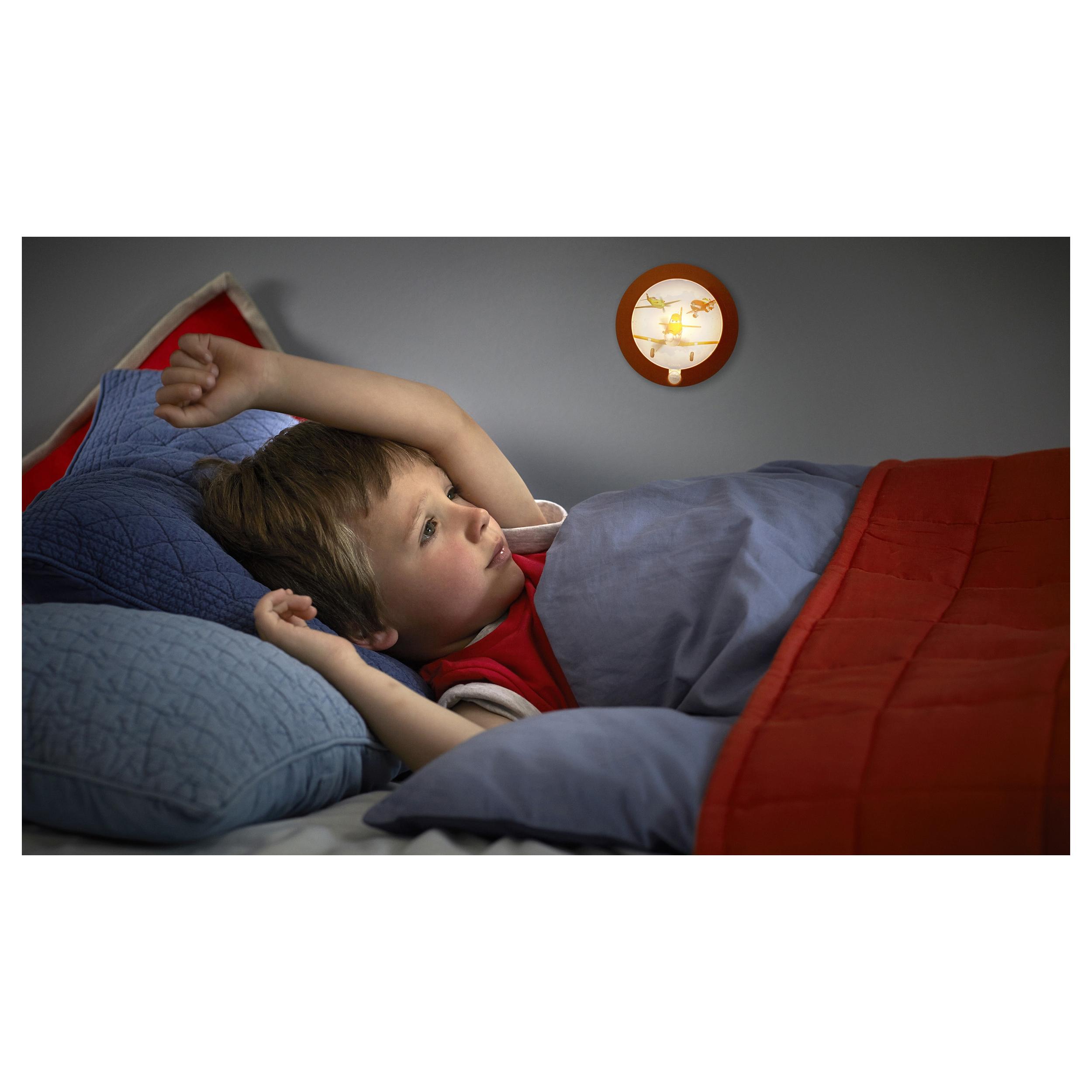 Philips disney veilleuse murale planes chambre d 39 enfant - Veilleuse chambre ...