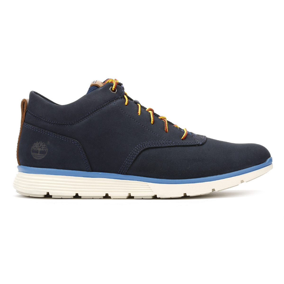 Timberland Mens Killington Shoes Black Iris Casual Ankle