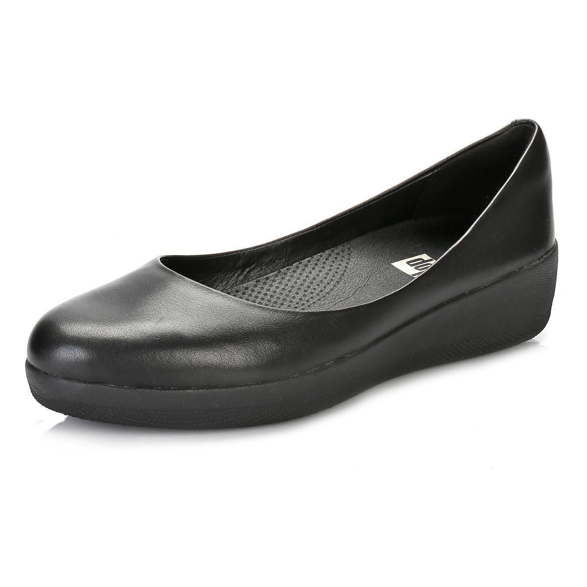 Fitflop Black Ladies Shoes