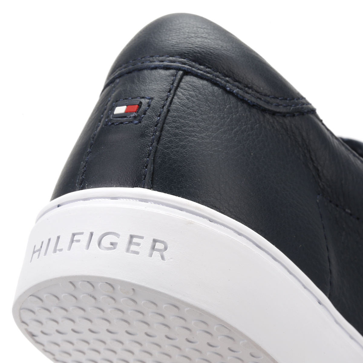 aaf24536f727 Tommy-Hilfiger-Womens-Navy-Blue-8A1-Court-Trainers-