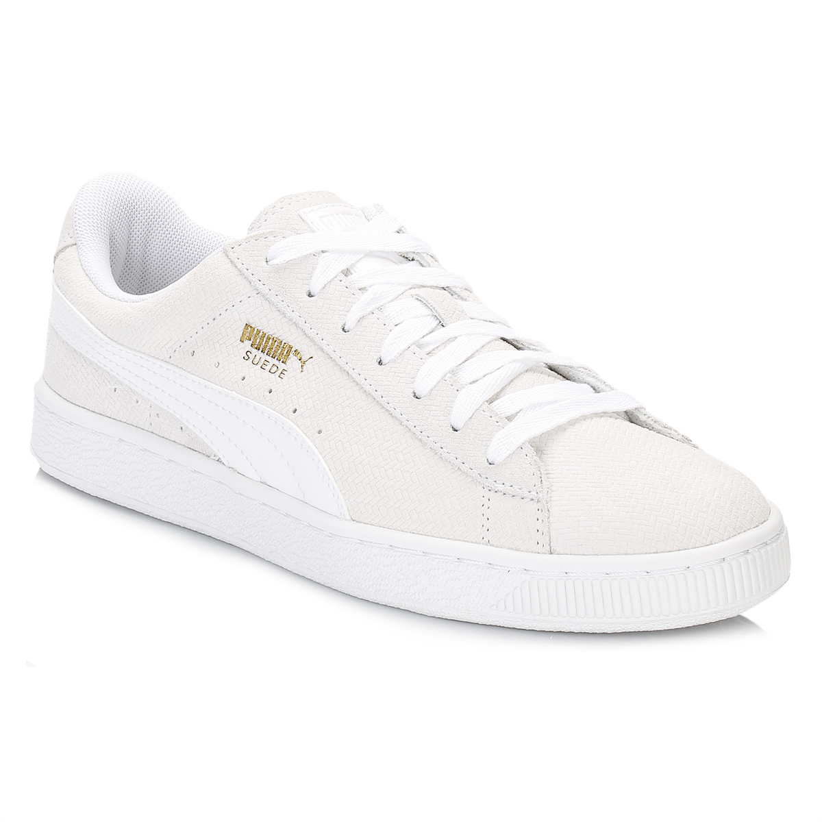 Donna suede puma trainers