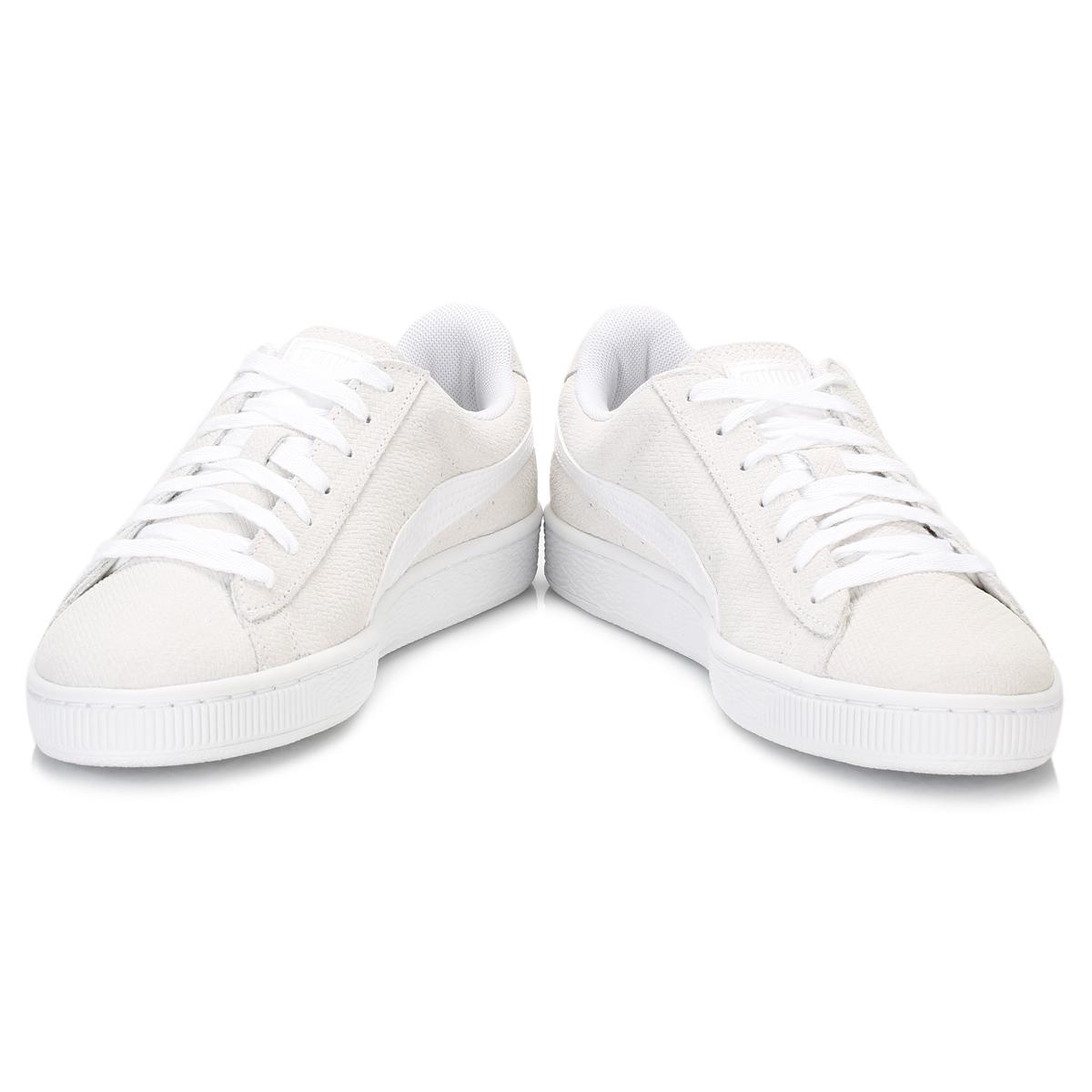Chaussures Puma Femme Blanc