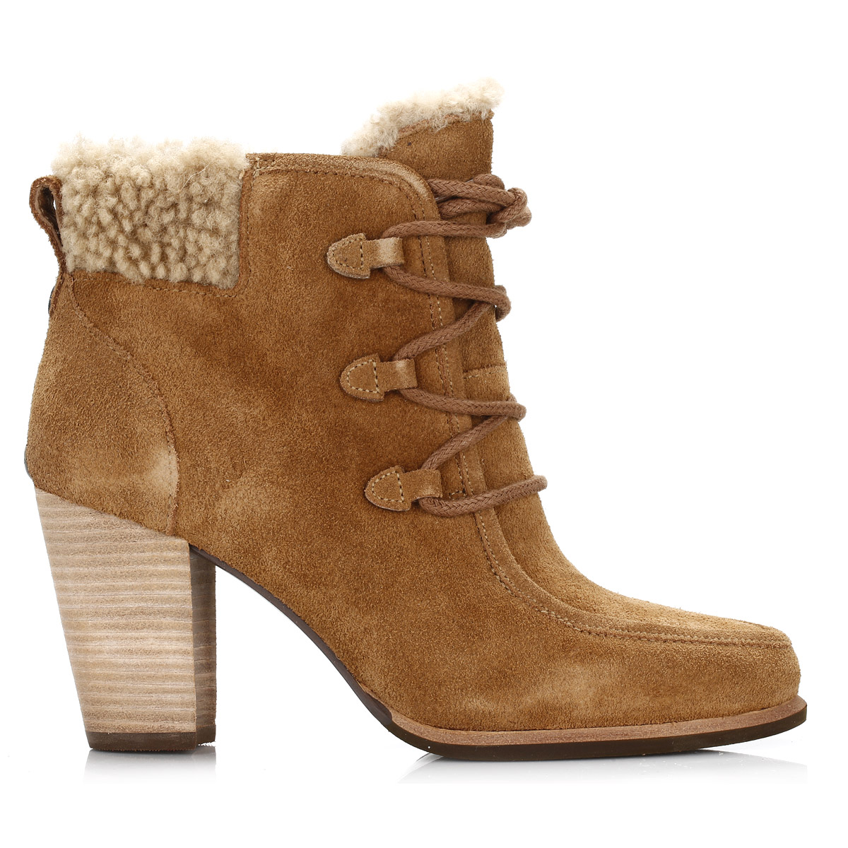 ugg womens lace up boots