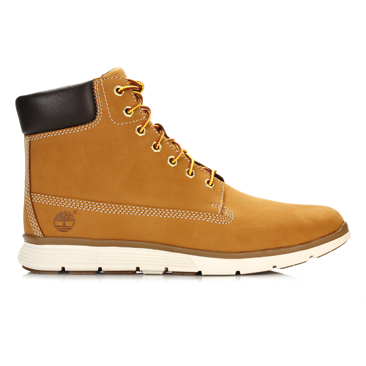 Timberland Damen Nellie Leather And Suede Non Waterproof