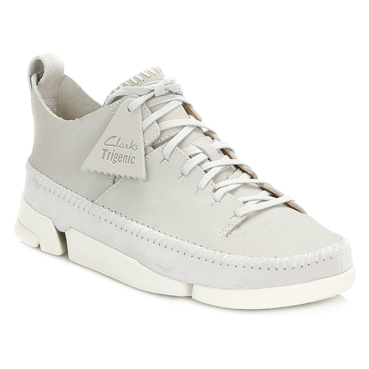 Kickers Mens Black Leather Lace Up Casual Shoes