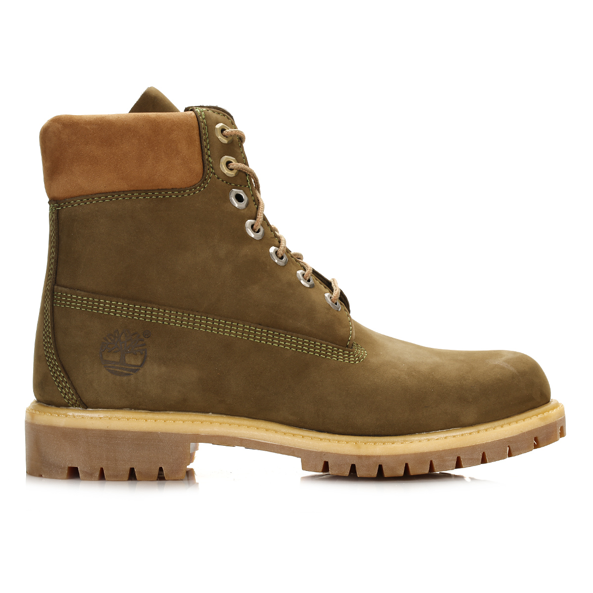 timberland mens olive green ankle boots waterproof