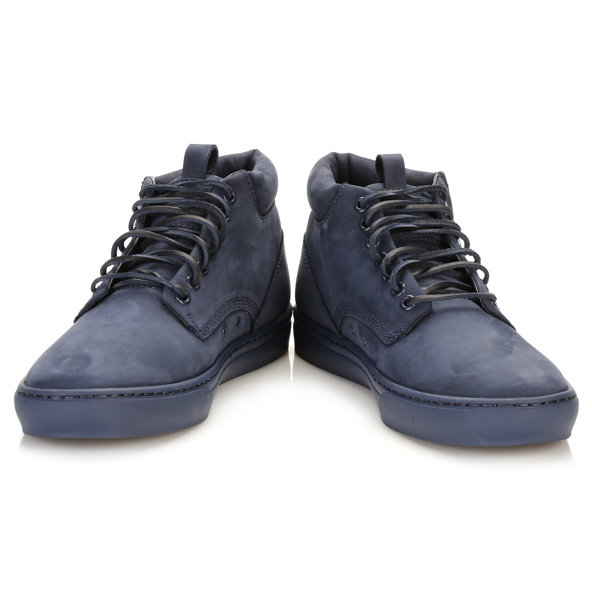 Timberland Mens Navy Blue Chukka Boots, Leather, Adventure 2.0 ...