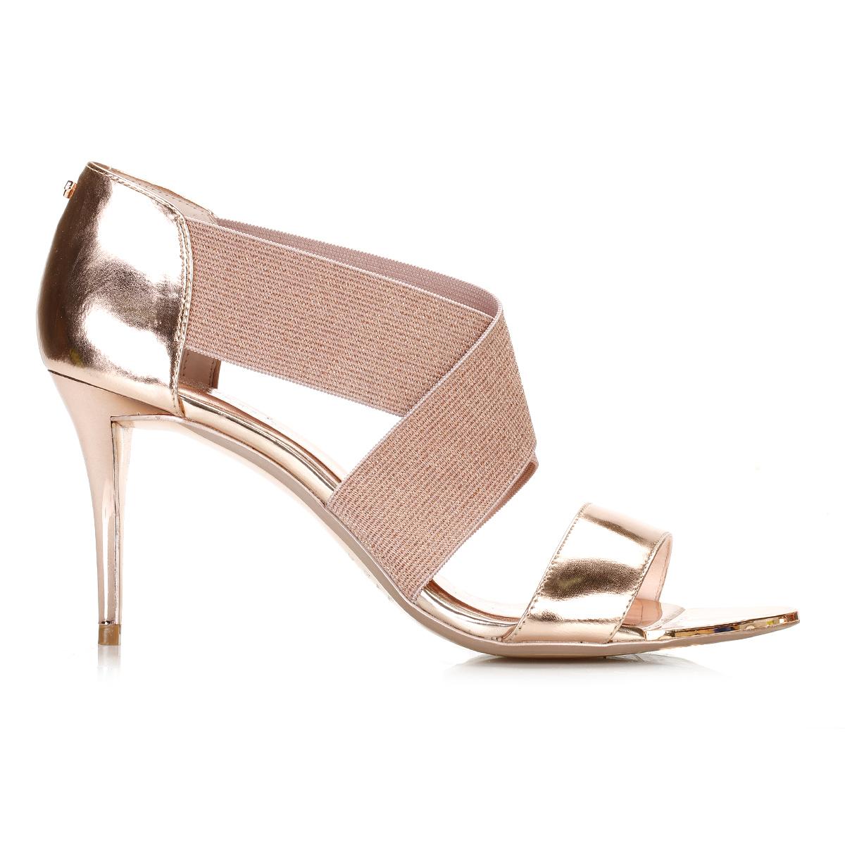 Cream Leather Court Shoes Uk