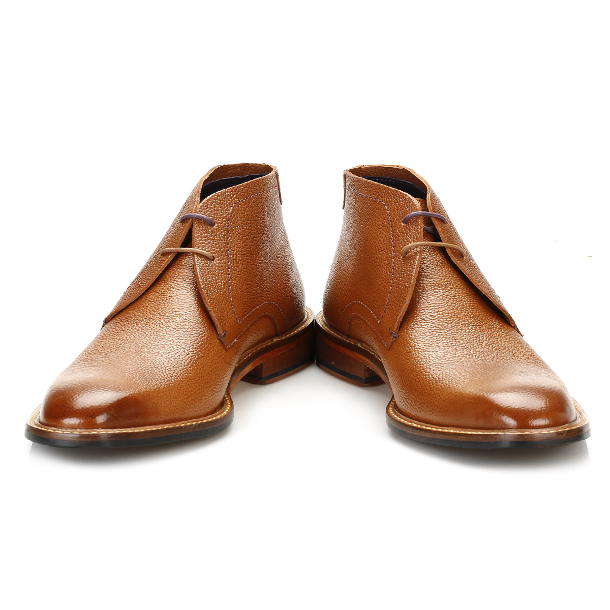 ted baker mens leather ankle boots smart casual