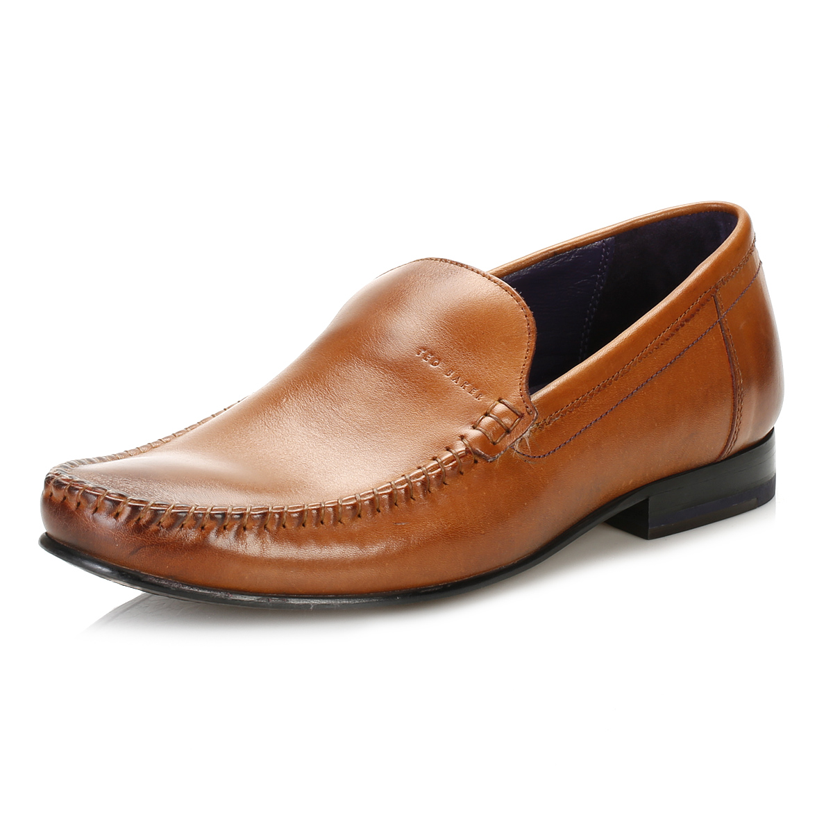 ted baker mens formal shoes brown simeen 3 leather