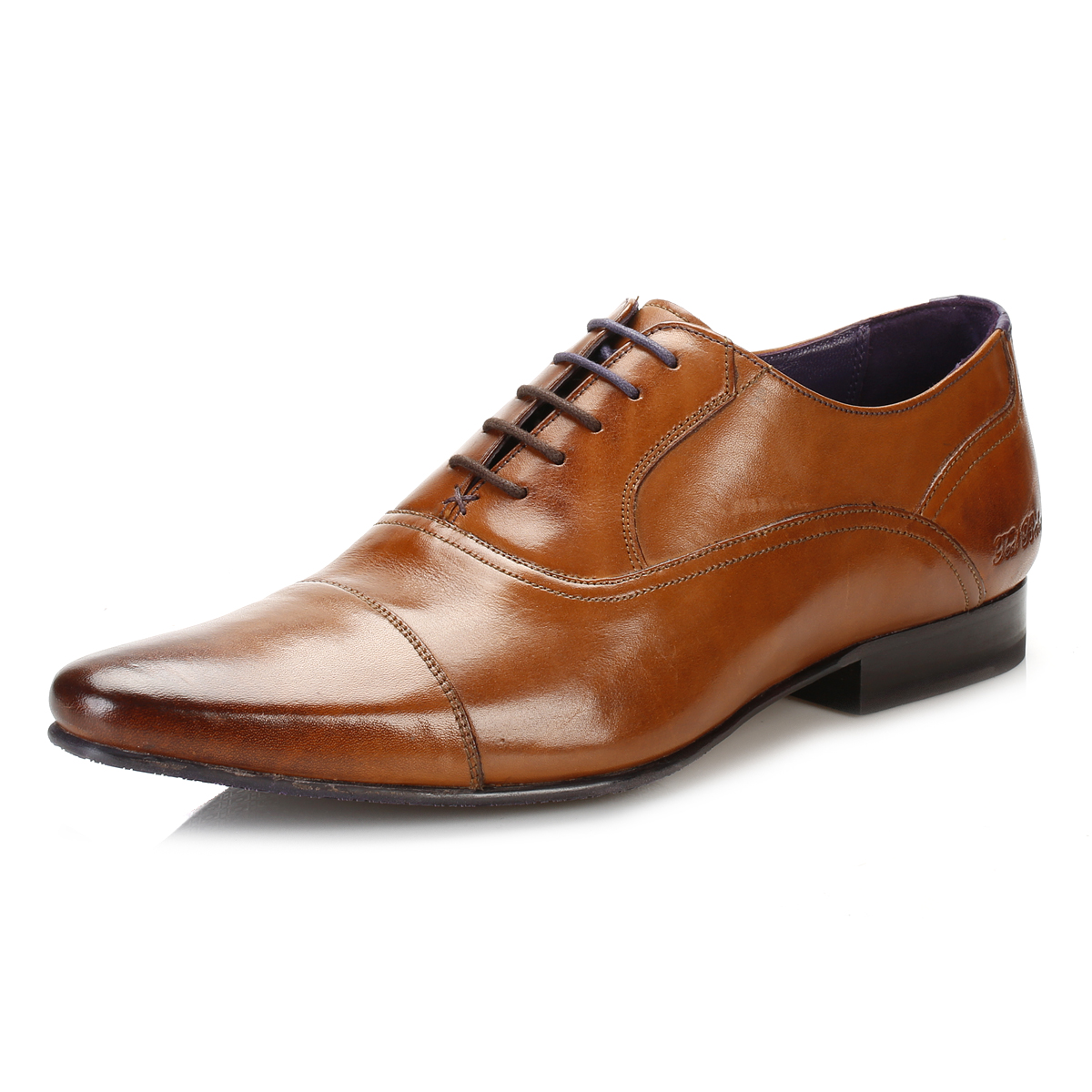 Ted Baker Mens Brown Dress Shoes