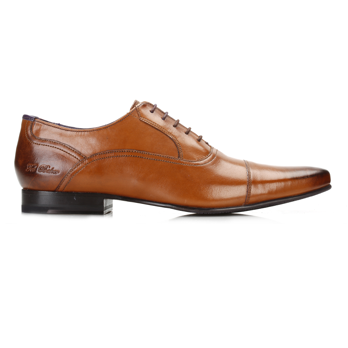 Tan Ted Baker Dress Shoes For Sale