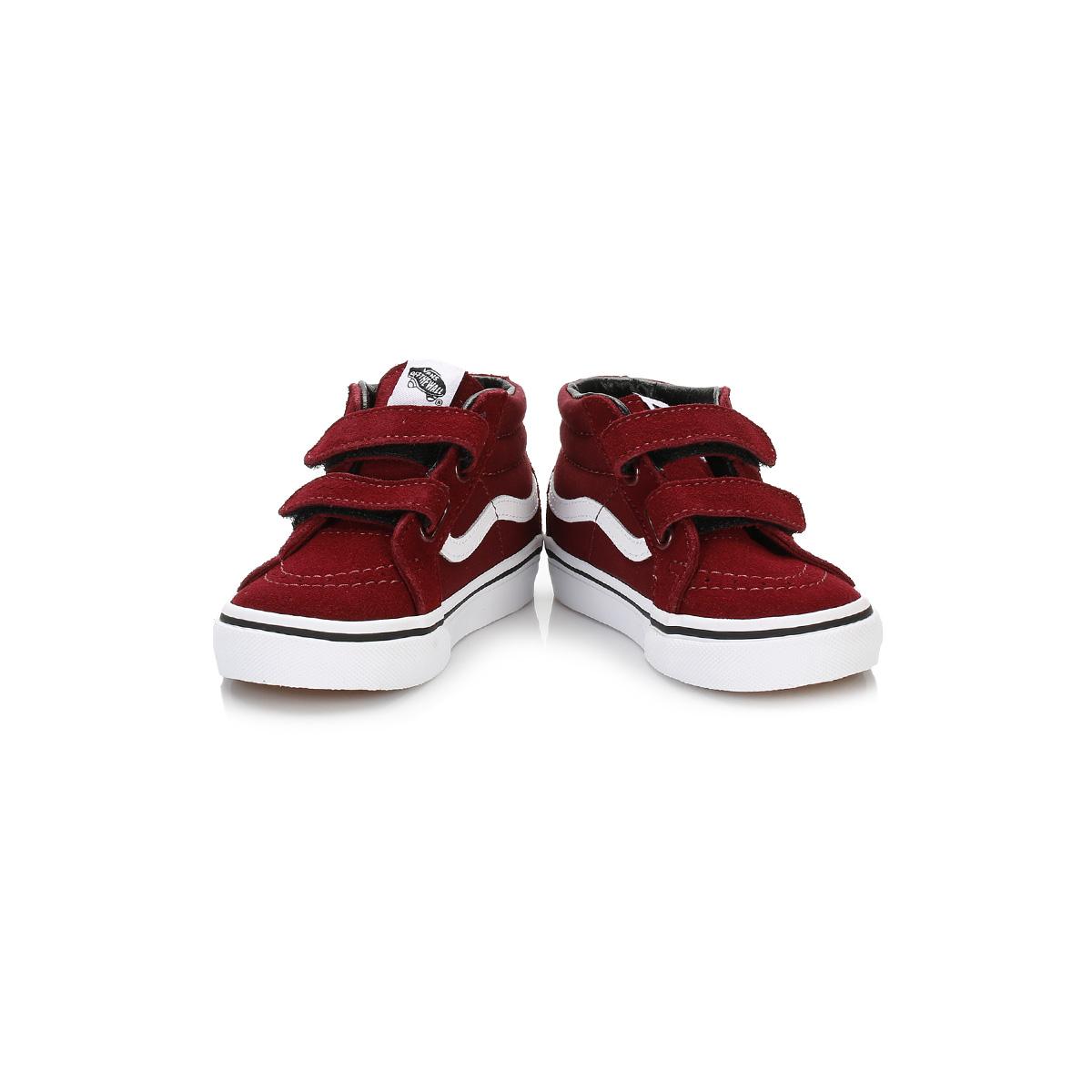 zapato deportivo de niño vans