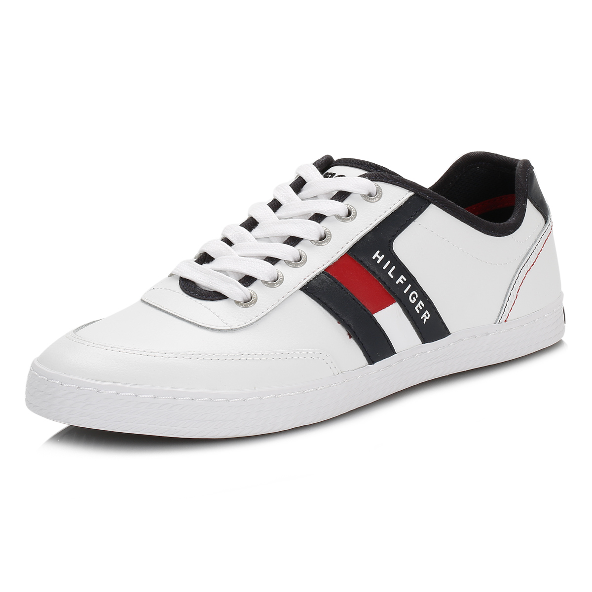 Mens Smart White Shoes