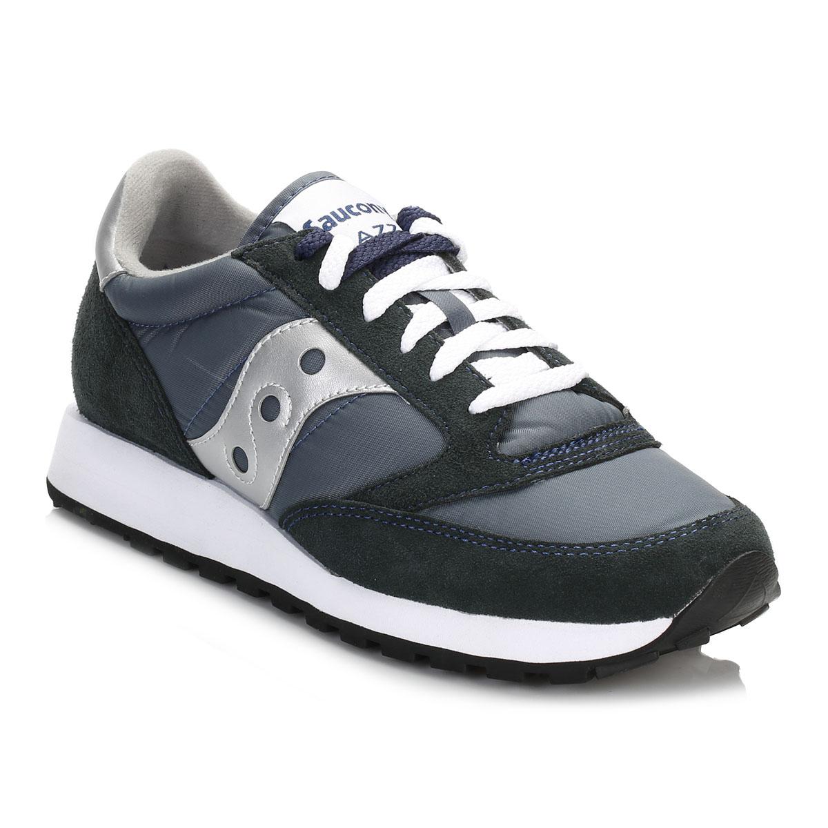 scegli l'autorizzazione scarpe casual carino economico saucony shadow nere e argento,saucony verde acqua