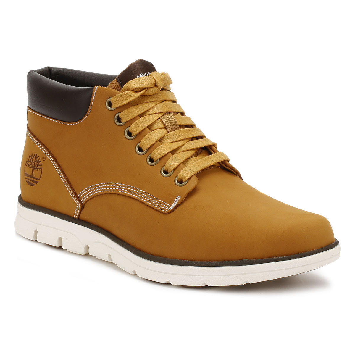 Mens Yellow Leather Shoes