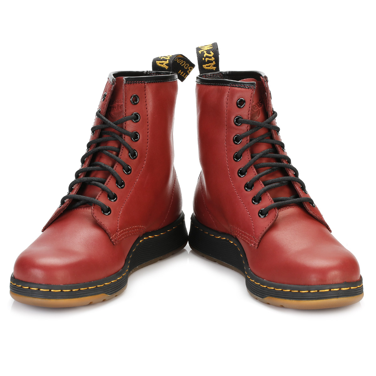 Original Repetto Red Leather Boots For Women - @WOMENSHOES