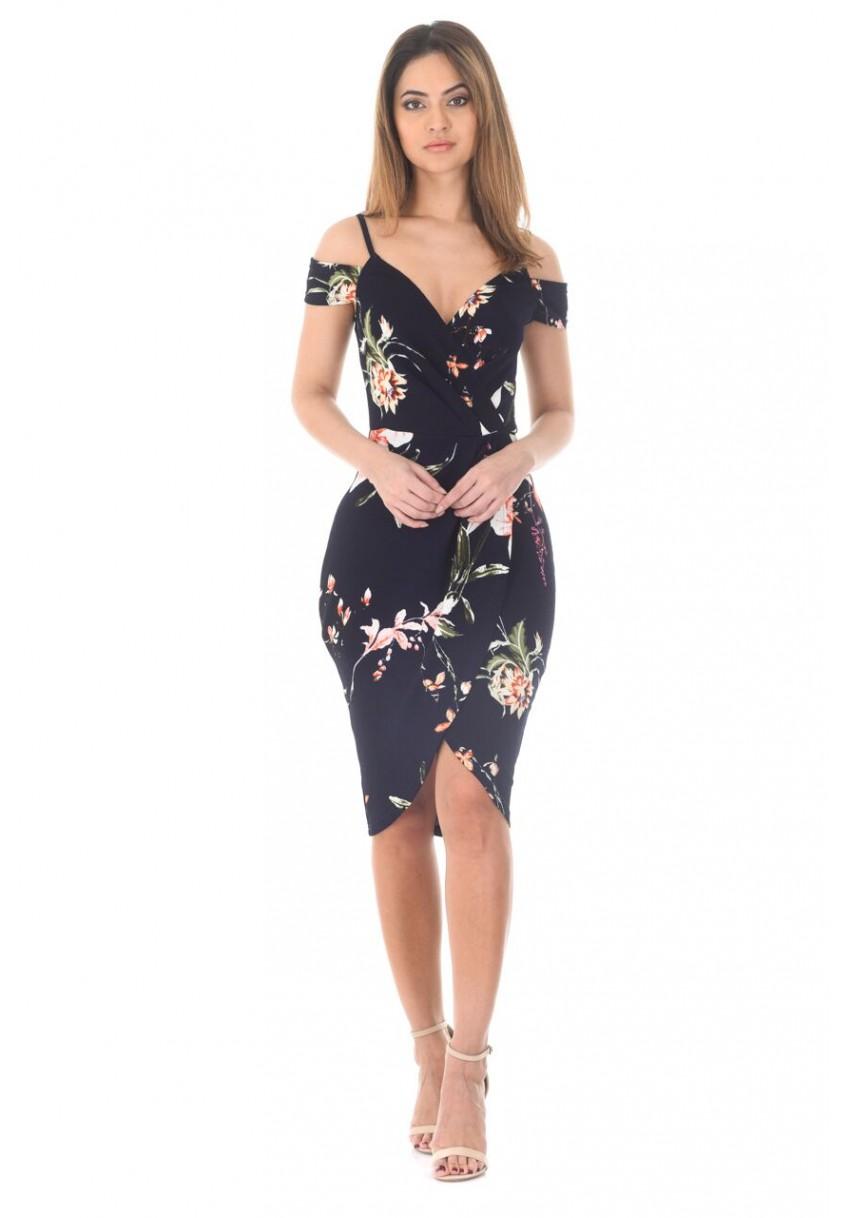 Paris cocktail dress